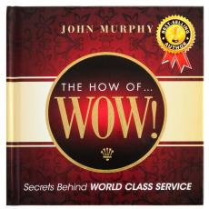 Books - The How of Wow Gift Book