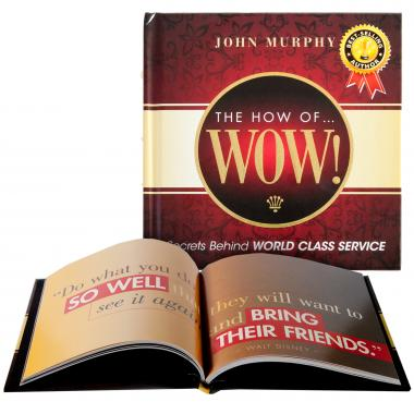 The How of Wow Gift Book
