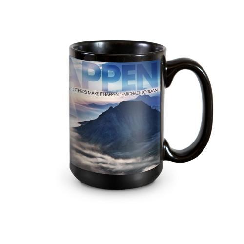 Make it Happen Mountain 15oz Ceramic Mug