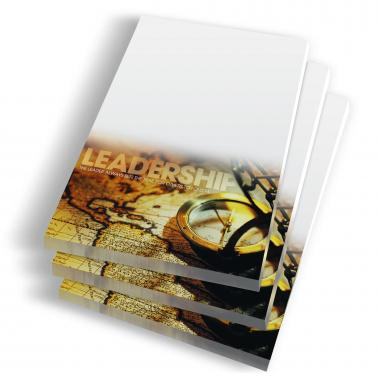 Leadership Compass Notepads