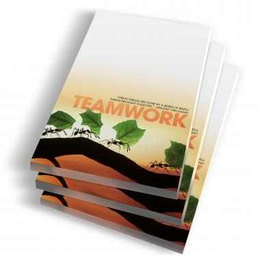 Teamwork Ants Notepads