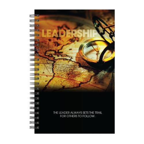 Leadership Compass Spiral Notebook