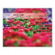 Focus Flowers Unmatted Framed Motivational Poster