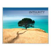 Integrity Tree Unmatted Framed Motivational Poster