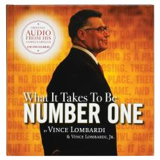 Leadership - What It Takes To Be Number One Gift Book