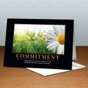Commitment Daisy 25-Pack Greeting Cards  (727087)