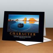 Character Boulder 25-Pack Greeting Cards