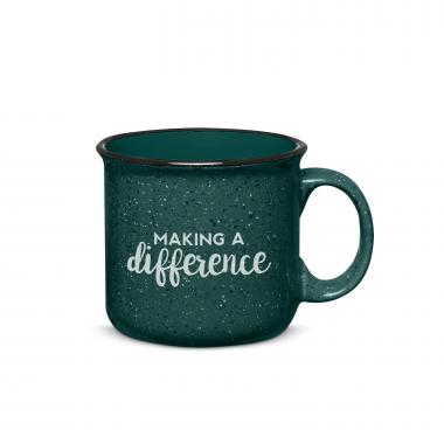 Making a Difference 15oz Camp Mug
