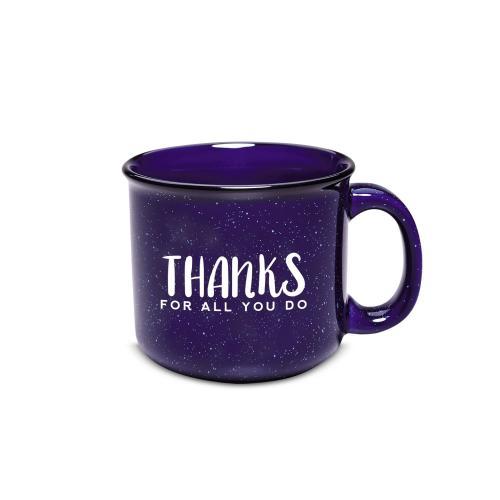 Thanks for All You Do 15oz Camp Mug