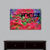 Focus Flowers Infinity Edge Wall Decor  (703735), 8