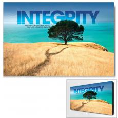 Modern Motivational Art - Integrity Tree Motivational Art