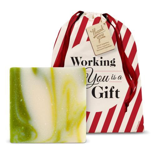 Fresh Aloe Soap Holiday Gift Set