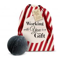 Holiday Gifts - Black Velvet Bath Bomb Holiday Gift Set