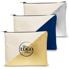 Canvas Bags - Custom Logo Handy Gadget Pouch