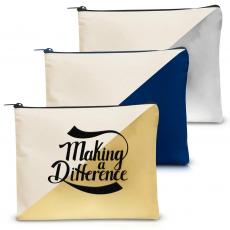 Canvas Bags - Making a Difference 2 Handy Gadget Pouch
