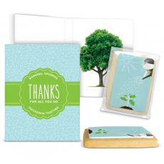 Greeting Cards - Thanks for All You Do Gourmet Cookie Card