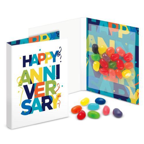 Happy Anniversary Treat Card
