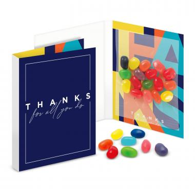 Thanks for All You Do Treat Card