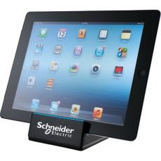 "Tradeshow & Event Supplies - Zoom<sup>®</sup> - Stand for any 10"" or 7"" Tablet"