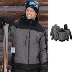Performance Apparel - Alta;North End Sport<sup>®</sup> - S-XL -  Men's 3-in-1 seam-sealed jacket with insulated liner