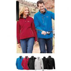 Outerwear - Escape;North End Sport<sup>®</sup> - 2XL -  Ladies' bonded fleece jacket with modern fit
