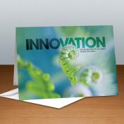 Innovation Fern Infinity Edge 25-Pack Greeting Cards