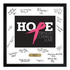 Hope Framed Signature Motivational Poster