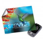 Service Hummingbird Microfiber Cleaning Cloth