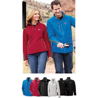 Escape;North End Sport<sup>&reg;</sup> - XS-XL -  Ladies' bonded fleece jacket with modern fit