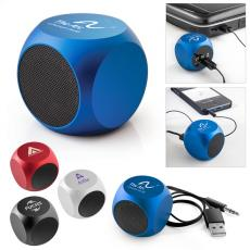 Phone Accessories - Xsquare - Portable speaker with 3 hours life span after charge and bold color satin finish