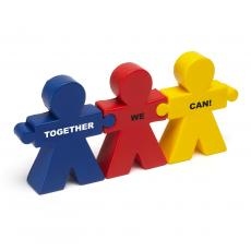 Fun and Games - Teamwork Trio Stress Reliever