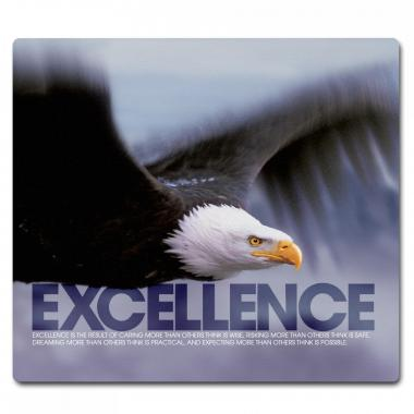 Excellence Eagle Mousepad