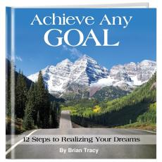 Holiday Gifts - Achieve Any Goal Gift Book