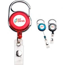 Tradeshow & Event Supplies - Carabiner badge holder