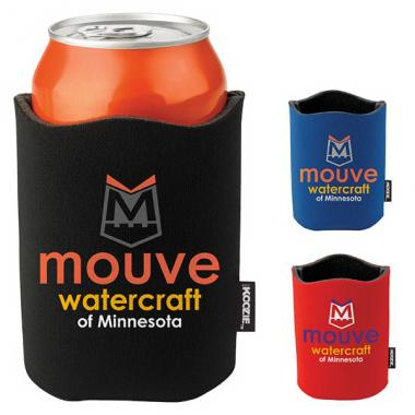 Fancy Edge;KOOZIE<sup>&reg;</sup> - Fancy Edge KOOZIE<sup>&reg;</sup> Can Kooler with stylish wave edge