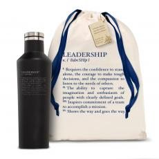 Corkcicle - Corkcicle 16oz Canteen Leadership Definition