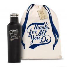New Products - Corkcicle 16oz Canteen Thanks for All You Do
