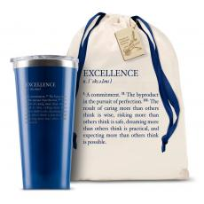 Executive Drinkware - Corkcicle 16oz Tumbler Excellence Definition
