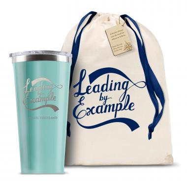 Corkcicle 16oz Tumbler Leading by Example