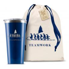 Holiday Gifts - Corkcicle 16oz Tumbler Holiday Teamwork