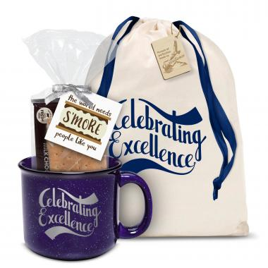 Celebrating Excellence Camp Mug Gift Set