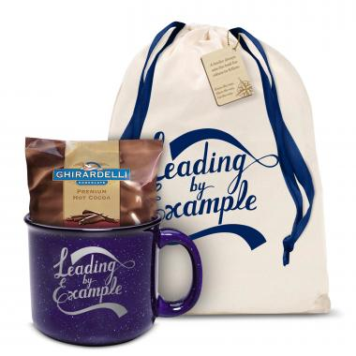 Leading by Example Camp Mug Gift Set