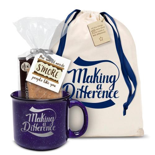 Making a Difference Camp Mug Gift Set