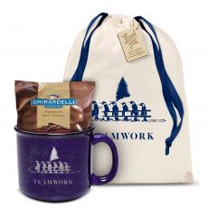 Holiday Gifts - Teamwork Ceramic Camp Mug Set