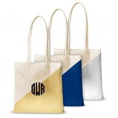Canvas Tote - Canvas Tote Monogram