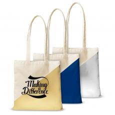 Canvas Bags - Canvas Tote Making a Difference Script