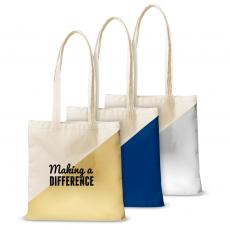 Canvas Tote Making a Difference