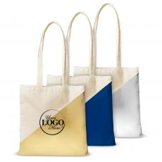 New Personalized Gifts - Canvas Tote Custom Logo