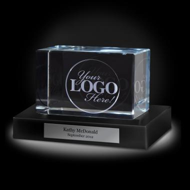 Custom 3D Crystal Award