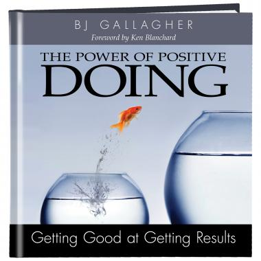 The Power of Positive Doing Gift Book